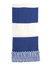 South Hunterdon Regional High School Eagles Fringed Scarf