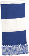 Islesboro Eagles Athletics Fringed Scarf