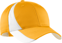 Don Cecilo Martinez Elementary School Tigers Mid-Profile Colorblock Hat