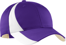 Blue Springs High School Wildcats Mid-Profile Colorblock Hat