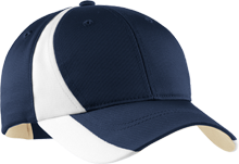 Brookfield East High School Spartans Mid-Profile Colorblock Hat