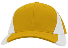 Topeka High School Trojans Mid-Profile Colorblock Hat
