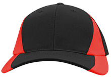 Meskwaki High School Warriors Mid-Profile Colorblock Hat