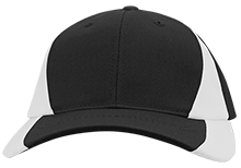 Rancho High Alumni Rams Mid-Profile Colorblock Hat