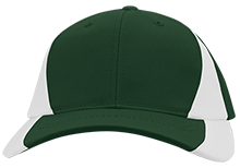 Charles E Gorton High School Wolves Mid-Profile Colorblock Hat