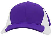 Keokuk High School Chiefs Mid-Profile Colorblock Hat