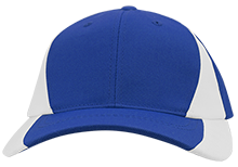 Wren Middle School Hurricanes Mid-Profile Colorblock Hat