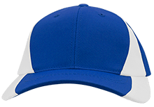 Lasalle II Falcons Mid-Profile Colorblock Hat