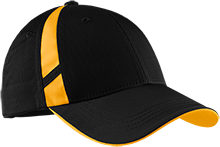 Madeira High School Mustangs/amazon Dry Zone Mesh Inset Cap