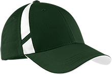 Saint Michael Elementary School Warriors Dry Zone Mesh Inset Cap