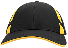 Hopewell Memorial Junior High School Vikings Dry Zone Mesh Inset Cap