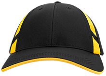 Lansing Eastern High School Quakers Dry Zone Mesh Inset Cap