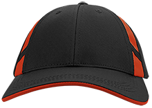 Thompson High School Warriors Dry Zone Mesh Inset Cap
