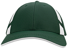 Bayless High School Bronchos Dry Zone Mesh Inset Cap