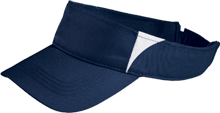 Brookfield East High School Spartans Dry Zone Colorblock Visor