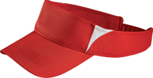 Coppell Middle School Wranglers Dry Zone Colorblock Visor
