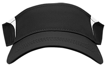 Aids Research Dry Zone Colorblock Visor