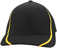 Saint Paschal School Eagles Flexfit Colorblock Cap
