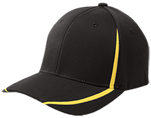 Hopewell Memorial Junior High School Vikings Flexfit Colorblock Cap