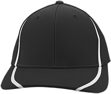 Crabbe Elementary School Tigers Flexfit Colorblock Cap