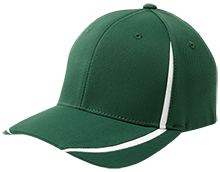 Gridley Middle School Grizzlies Flexfit Colorblock Cap