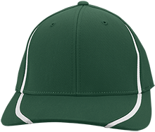 Bayless High School Bronchos Flexfit Colorblock Cap