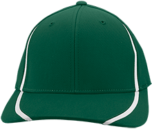 Rancho High Alumni Rams Flexfit Colorblock Cap