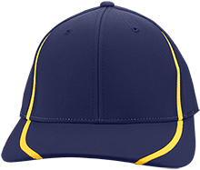Lansing Eastern High School Quakers Flexfit Colorblock Cap