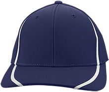 Buffalo County District 36 School School Flexfit Colorblock Cap