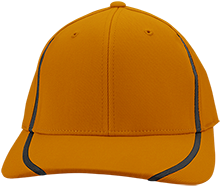 Rudyard High School Bulldogs Flexfit Colorblock Cap