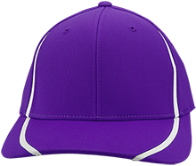 Pueblo Elementary School Dust Devils Flexfit Colorblock Cap