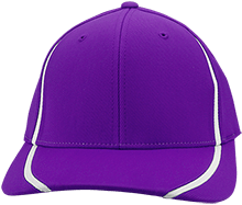 Lasalle II Falcons Flexfit Colorblock Cap