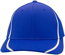 Kimball High School Cubs Flexfit Colorblock Cap