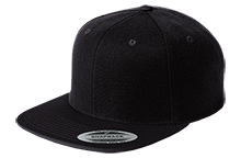 Jefferson Elementary School School Flat Bill High-Profile Snapback Hat