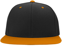 Baileys Elementary Tigers Flat Bill High-Profile Snapback Hat