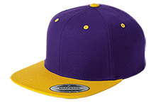 Fairview High School Aggies Flat Bill High-Profile Snapback Hat