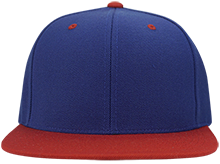 Old Mill Senior High School Patriots Flat Bill High-Profile Snapback Hat