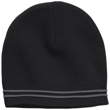 Soccer Design Your Own Colorblock Beanie