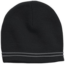 Custom Design Your Own Colorblock Beanie