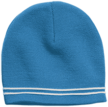 School Design Your Own Colorblock Beanie