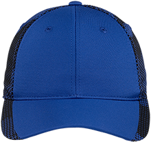 Burncoat Elementary School Panthers CamoHex Cap