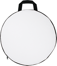 North Sunflower Athletics Round Seat Cushion