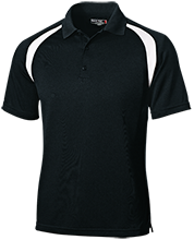 Adams Middle Panthers Moisture-Wicking Tag-Free Golf Shirt