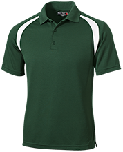 Wisconsin Hill Middle School Wildcats Moisture-Wicking Tag-Free Golf Shirt