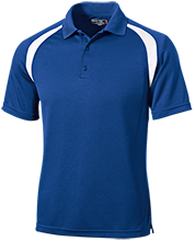 NADA Athletics Moisture-Wicking Tag-Free Golf Shirt