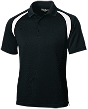 Stewart 5th Grade School Mustangs Moisture-Wicking Tag-Free Golf Shirt