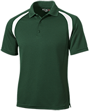 St. Francis Indians Football Moisture-Wicking Tag-Free Golf Shirt
