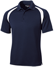 Old Pueblo Lightning Rugby Moisture-Wicking Tag-Free Golf Shirt