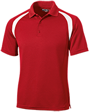North Sunflower Athletics Moisture-Wicking Tag-Free Golf Shirt