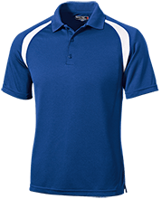 Milner Crest Elementary School Cougars Moisture-Wicking Tag-Free Golf Shirt